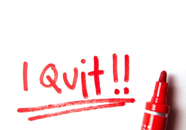 Who Else Wants to Quit?