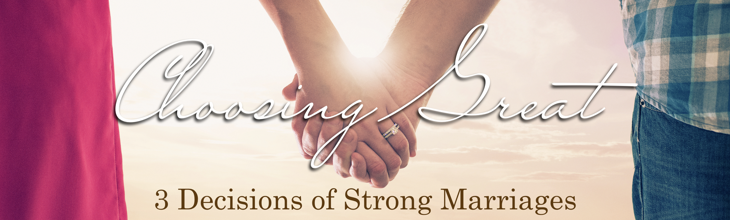 Choosing a Great Marriage | Genesis 2 | Bobby McGraw [sermon replay]