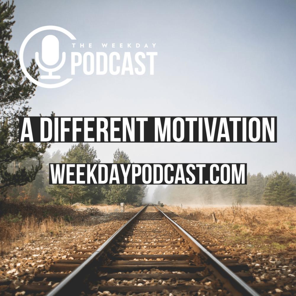 A Different Motivation