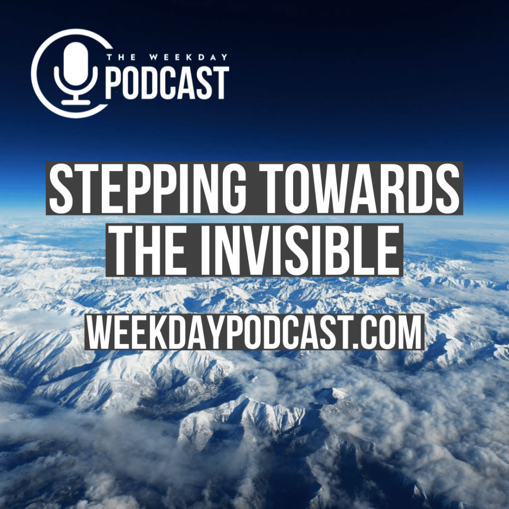 Stepping Towards the Invisible