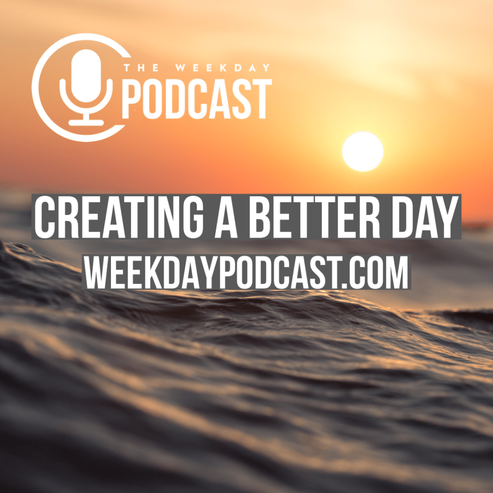 Creating A Better Day